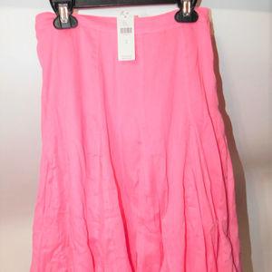 NWT Maeve Anthropologie Full Skirt size 0